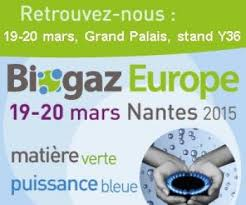 Exhibition: Biogaz Europe